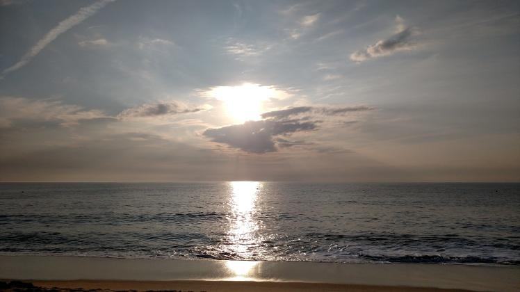 Beach rise